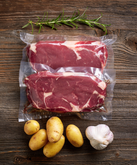 Colis viande rendeux