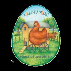 Roule Ma Poule - Logo